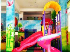 山东幼儿园墙绘价格|济南墙体彩绘信得过
