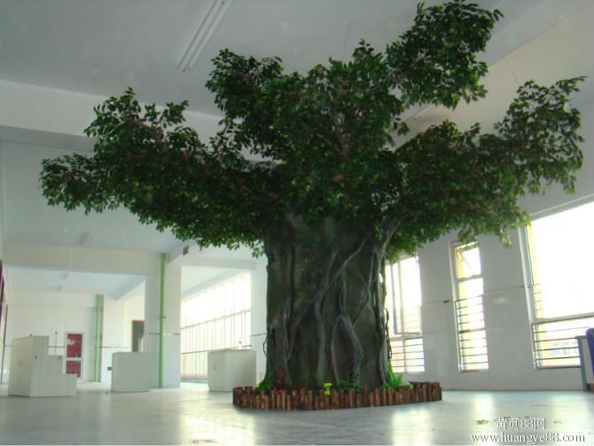 石家庄玻璃钢假树-邯郸哪里买得到假树