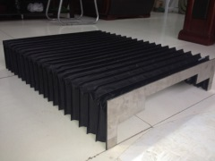 供应恩硕机床附件公司价格合理的风琴式防护罩:晋江柔性风琴式防尘罩
