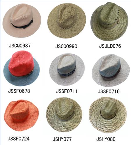 巴拿馬草帽定做巴拿馬草帽加工,16年專注草帽訂做,聚聰草帽廠
