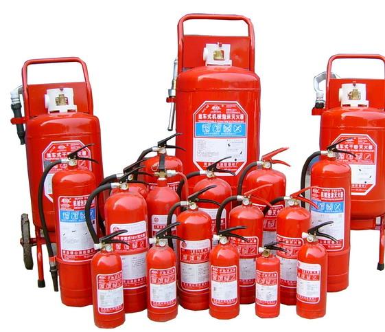 鹭昊安消防科技的灭火器作用 同安灭火器