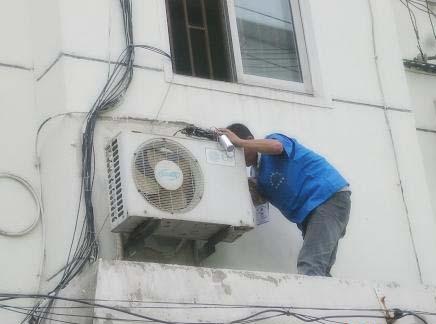 空调移机价格情况|德城格力空调移机
