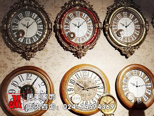 铁岭上等各式挂钟供应 卧室挂钟销售商