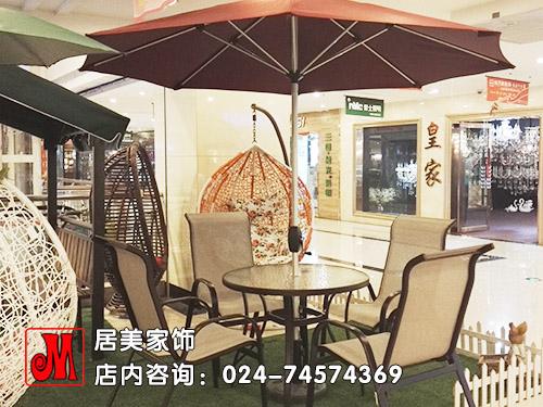 铁岭地区规模大的户外家具供应商 ——铁岭防腐休闲桌椅