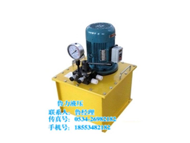 河北精品电动泵,专业可靠的精品电动泵,鲁力倾力推荐