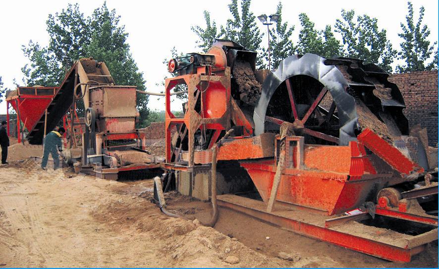 青州鑫海砂矿机械