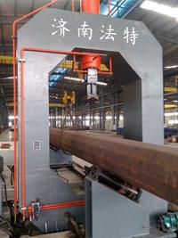 济南高品质液压钢管合缝校直机出售,钢管合缝校直机图片