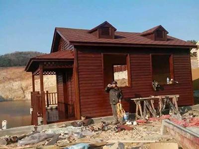 兰州木结构专业供应商:西北仿古亭公司