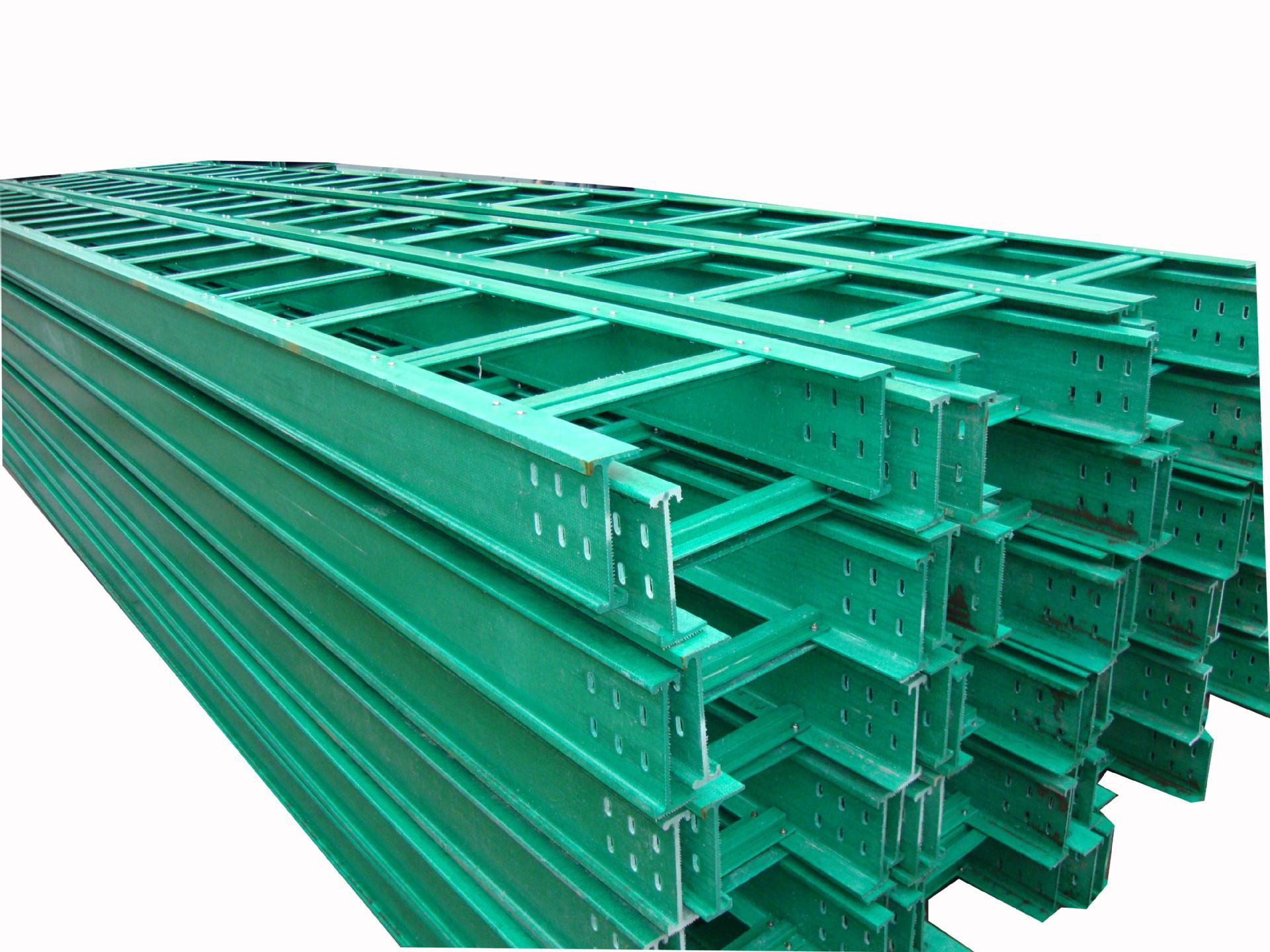 宏润玻璃钢电缆桥架好品质值得信赖 玻璃钢电缆槽生产厂家