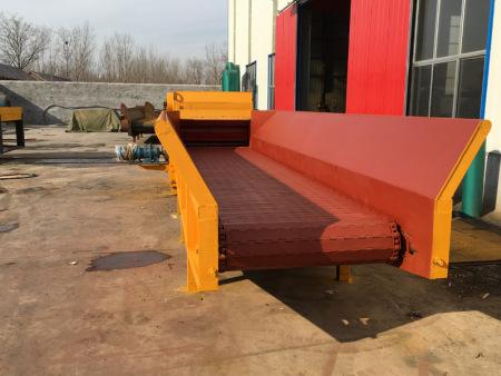链板进料型1250-500木材破碎机