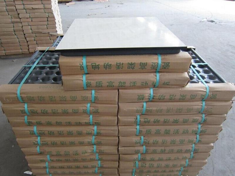 硫酸钙防静电地板生产厂家 选购防静电地板就来宏昌机房