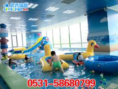 """济南 思普瑞德 """"儿童水上乐园""""室内儿童水上乐园冬季营销方案"""