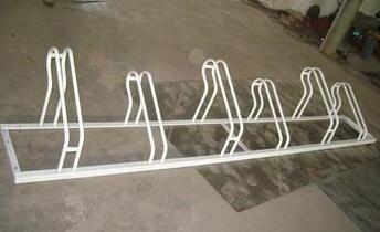 高低自行车架