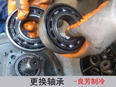制冷螺杆机维修_可信赖的螺杆机维修就选沈阳良芳