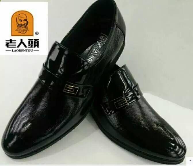 老人头商务皮鞋批发厂家诚招全国代理加盟商【大品牌,值得信赖】