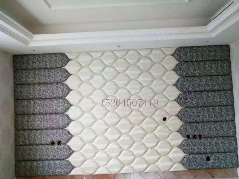【兴丰家具】墙体软包批发 烟台高质量的墙头软包