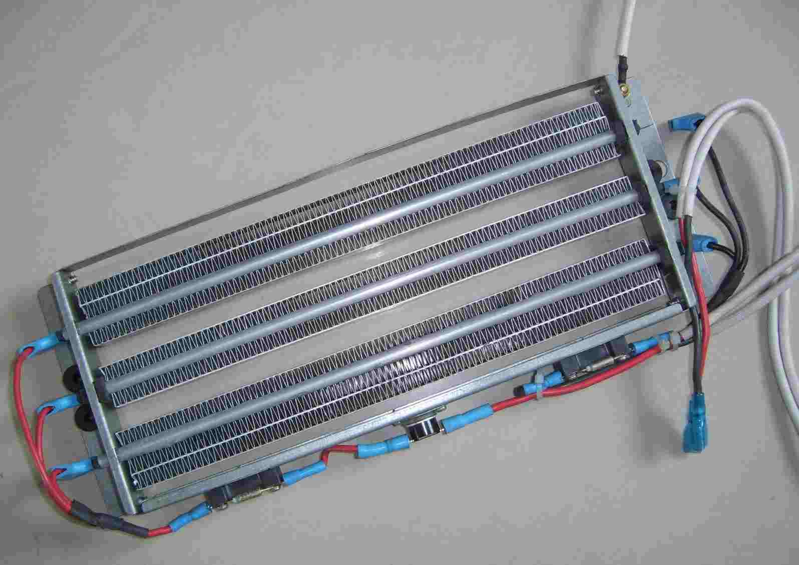 德州金亚生产工艺一流的串铝片加热器厂家,技术专业,售后完善