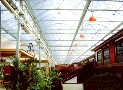 专业的阳光板温室大棚建造-值得信赖阳光板温室大棚建造上哪找