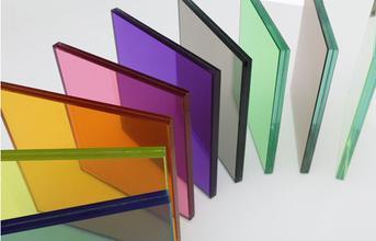 彩釉玻璃专卖店,新款彩釉钢化玻璃天龙玻璃供应