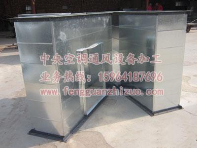 安徽共板法兰风管,供应高质量共板法兰风管