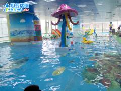 济南一流的室内儿童水上乐园加盟,利润高的思普瑞德儿童水上乐园