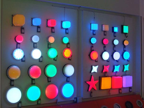 山東LED亮化