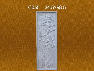 东营 优质的石膏浮雕当选欧亚美石膏_寻求优质的石膏浮雕