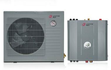一站式服务--山东空气能热泵安装