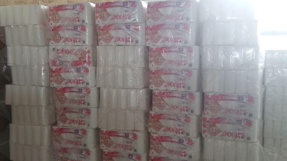 柳州卫生纸批发厂家提供环保卫生的高档生活用纸——临沂新盛豪!