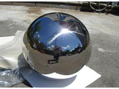 雕塑世家专业生产不锈钢圆球,不锈钢圆球批发-价格美丽欢迎洽谈