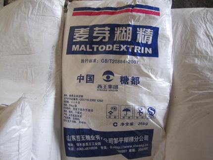 辽宁麦芽糊精生产厂家供应质优价廉的麦芽糊精。