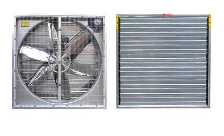 华信厂***20型负压风机厂房车间通风降温设备风机水帘风机