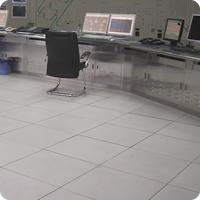 泰安瓷砖防静电地板价格哪家便宜?岱宏信得过