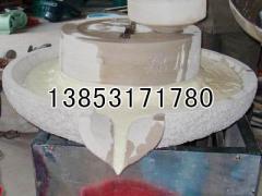 2015年热门产品销售当属济南宏达电动豆浆石磨