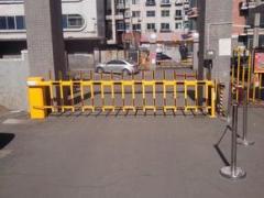 长沙停车场系统道闸票箱控制系统挡闸考勤系统通道闸