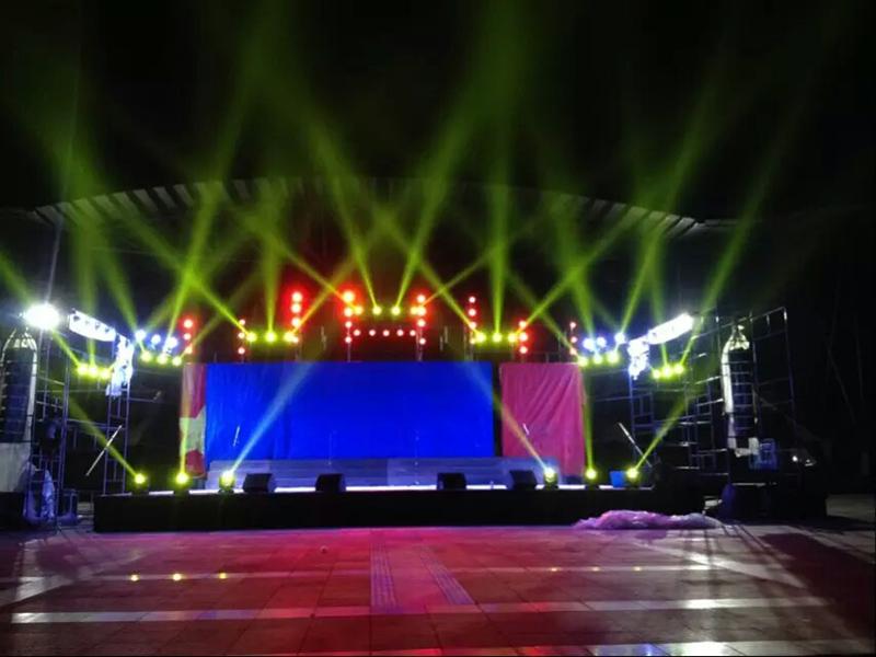 (寿光、潍坊、青州)灯光音响设备批发||舞台音响设计