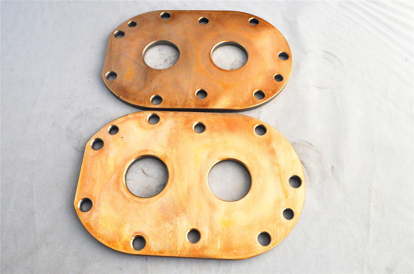 双金属侧板哪家好【白云减摩】双金属侧板生产厂家