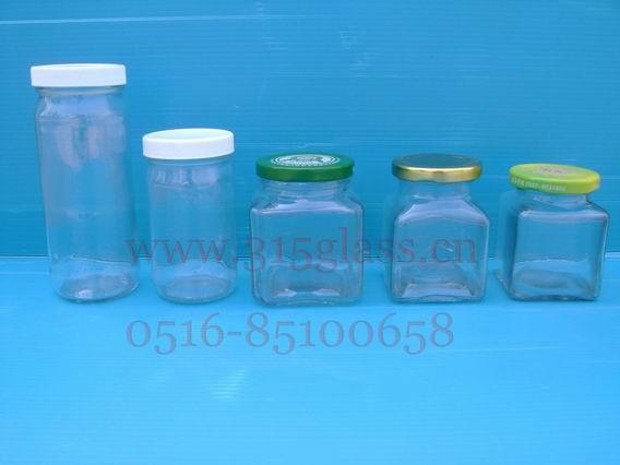 酱菜类包装玻璃瓶