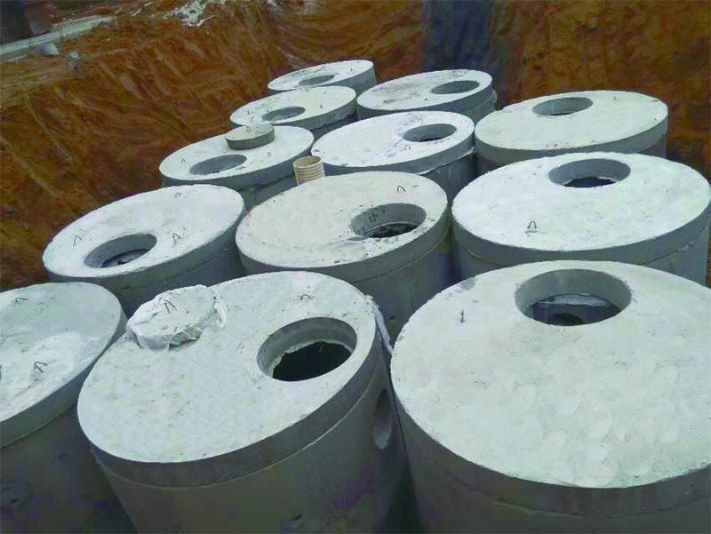 优质的钢筋混凝土化粪池,厂家火热供应 济宁钢筋混凝土化粪池