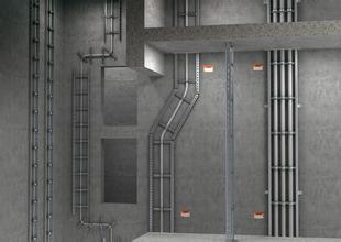 雅安不锈钢线槽桥架价格  槽式电缆桥架供应 源鑫