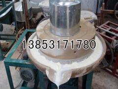 济南宏达石磨高品质电动豆浆石磨销售,低价让利