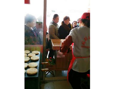 泰安泰山油酥烧饼供应商哪家好——油酥烧饼加盟