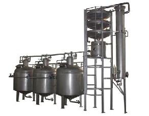 新乡力合质量好的果渣蒸馏机组