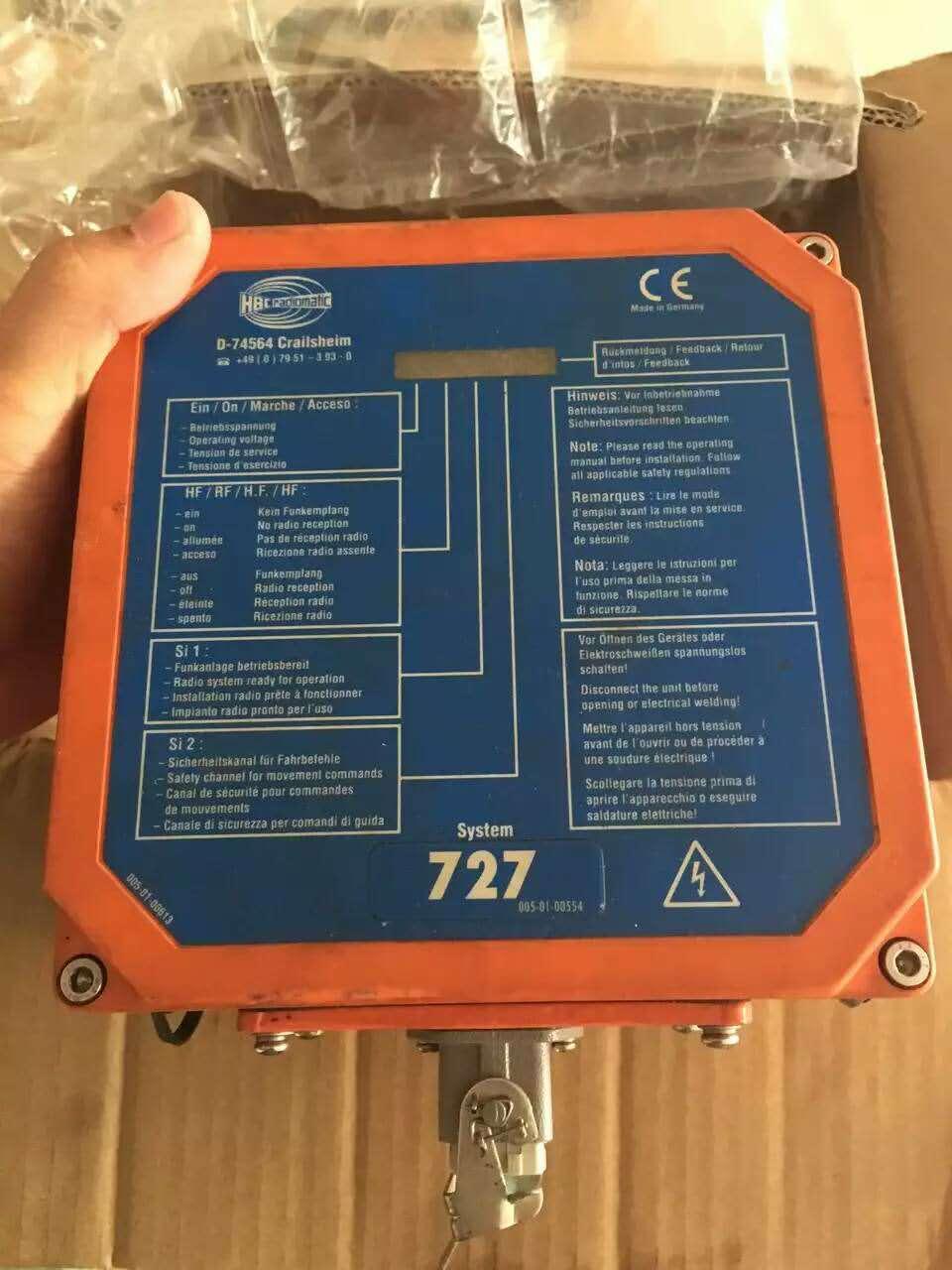 专业维修泵车遥控器-一站式服务