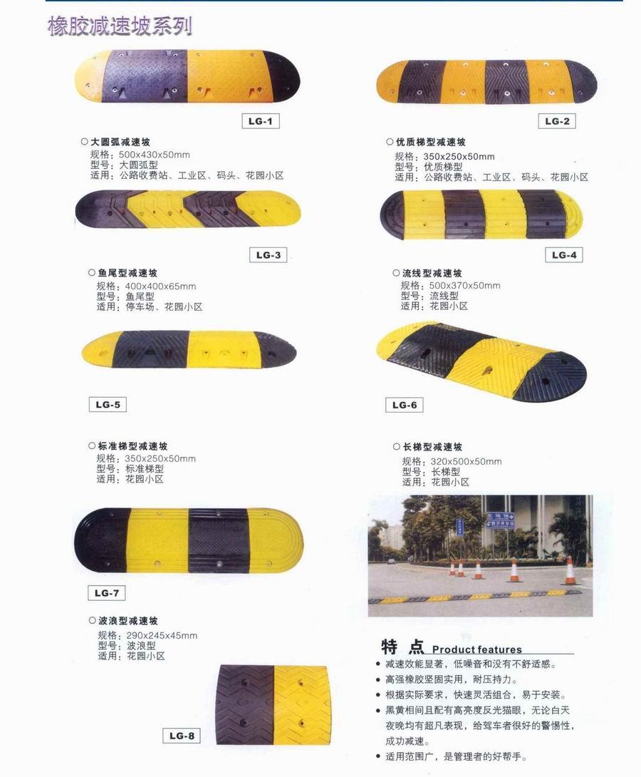 河南四通交通设施|标识牌|减速带|标线|反光材料等