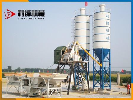 高品質混凝土攪拌站_位于濰坊專業的混凝土攪拌站