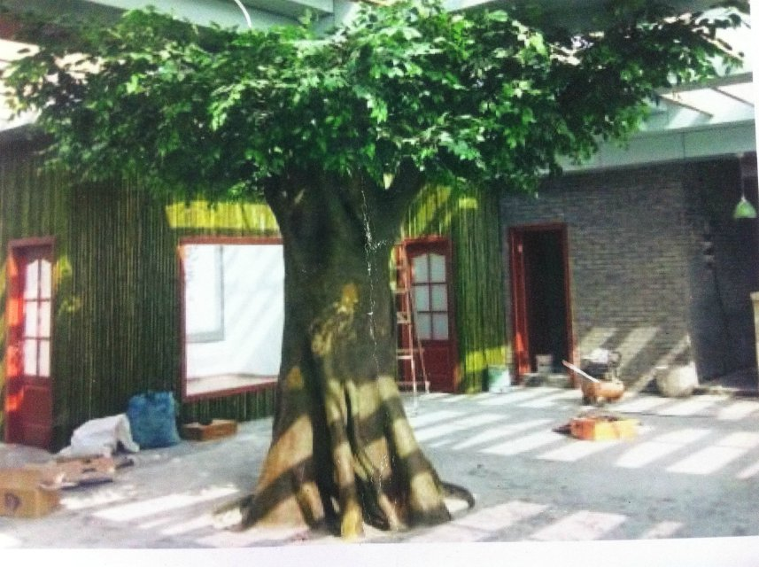 玻璃钢假树多少钱-河北精湛的玻璃钢假树供应