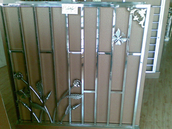 莱芜不锈钢门窗图片2